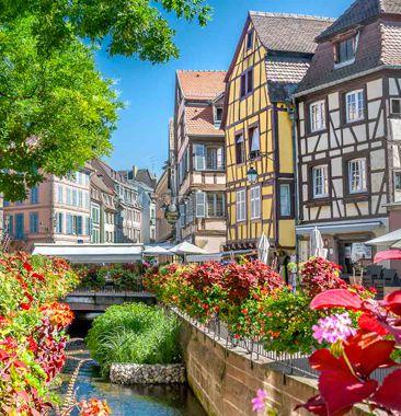 Hotel Colmar Centre Marché De Noel Hôtel à Colmar | L'Hôtel Arc en Ciel 2 étoiles à Colmar